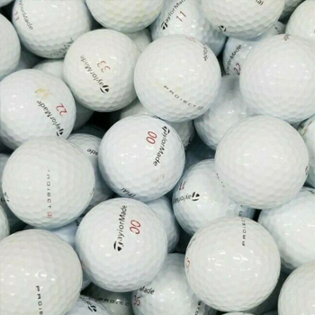 10 Dozen TaylorMade Practice Golf Balls (recycled)