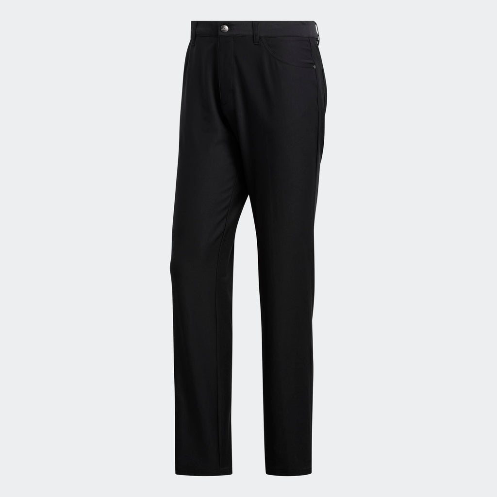 Adidas ULTIMATE365 Five-Pocket Solid Pants (two pairs)