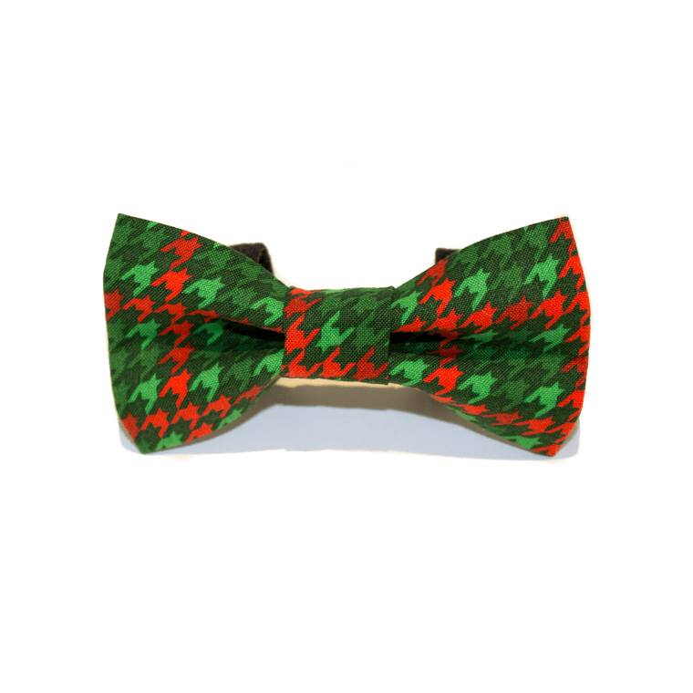 """A Green Christmas"" Bow Tie"