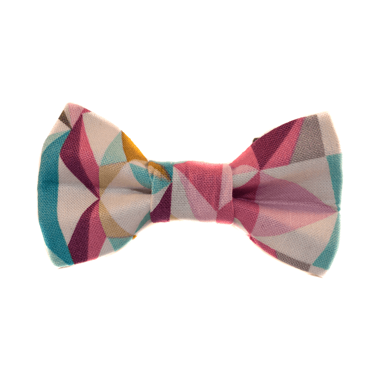 Love Triangle Bow Tie