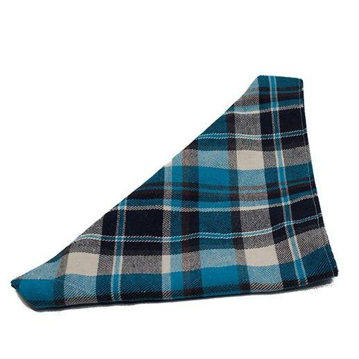 Plaid Dog Bandana