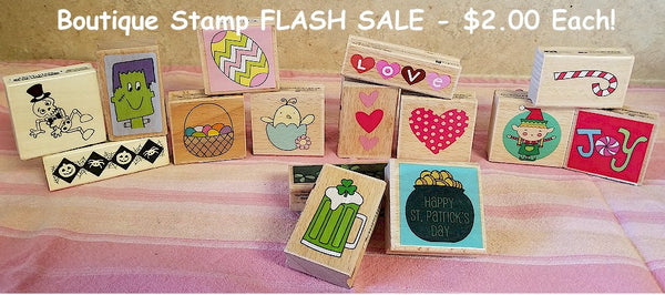 Boutique Collection Stamps