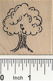 Tree # 3 Rubber Stamp 2212E