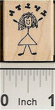 Stamp Juggler Rubber Stamp 2219C