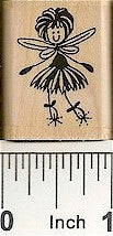 Azure Rubber Stamp 2378D
