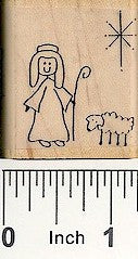 Shepherd Rubber Stamp 2410E