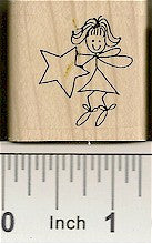 Twinkle Pal 4 Rubber Stamp 2422D