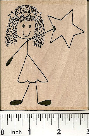 Twinkle Rubber Stamp 4001N