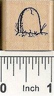 Blank Stone Rubber Stamp 7409A
