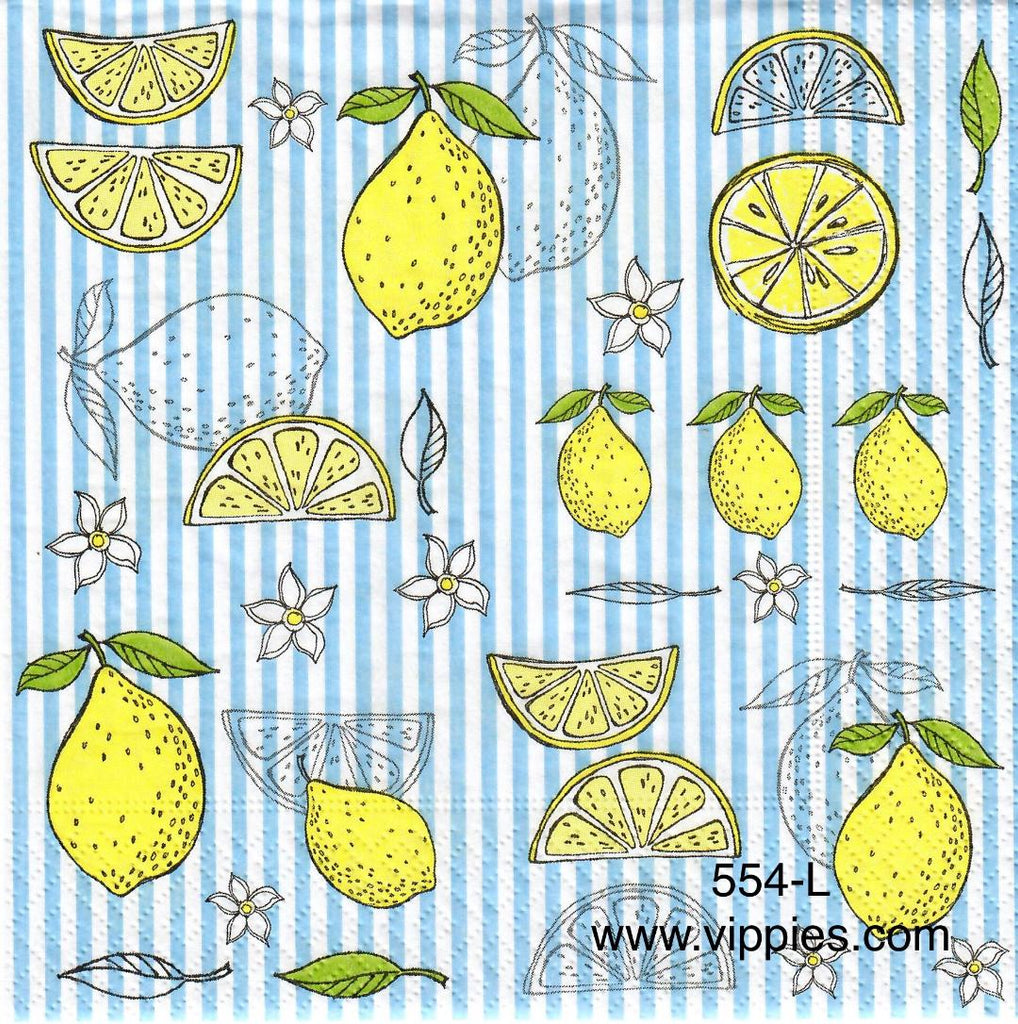 FD-554 Vitamin C Napkin for Decoupage