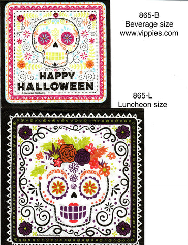 HWN-865 Day of the Dead Napkin for Decoupage