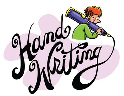 Handwriting Activity Books