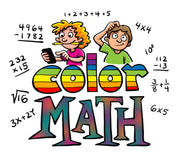 All Color Math Curriculum