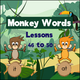 Monkey Words Kindergarten
