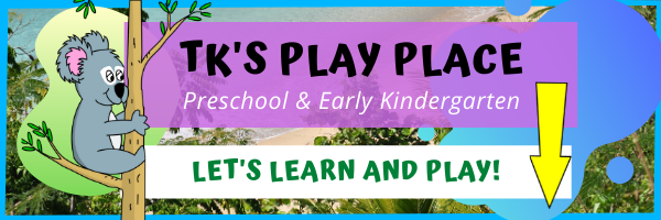 TK's Play Place Banner