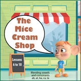 The Mice Cream Shop