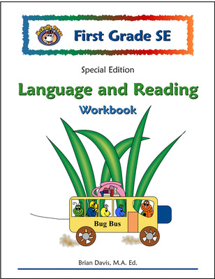 First Grade SE Language and Reading Workbook - McRuffy Press