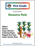 First Grade SE Resource Pack - McRuffy Press