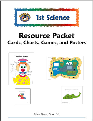 First Grade Science Resource Pack - McRuffy Press