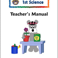 First Grade Science Teacher's Manual - McRuffy Press
