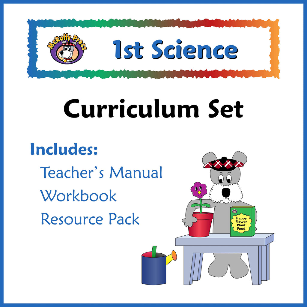 First Grade Science Curriculum - McRuffy Press
