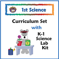 First Grade Science Curriculum with Lab Kit - McRuffy Press