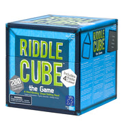 Riddle Cube The Game - McRuffy Press