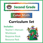 Second Grade Color Math Curriculum - McRuffy Press