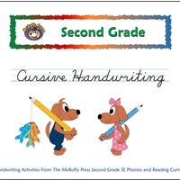 Second Grade SE Cursive Handwriting - McRuffy Press