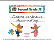 Second Grade SE Modern to Cursive Handwriting - McRuffy Press