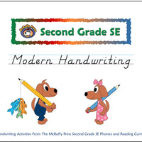 Second Grade SE Modern Handwriting - McRuffy Press