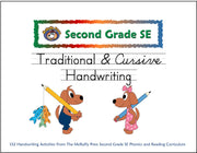 Second Grade SE Traditional to Cursive Handwriting - McRuffy Press
