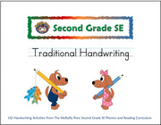 Second Grade SE Traditional Handwriting - McRuffy Press