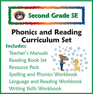 Second Grade SE Phonics and Reading Curriculum - McRuffy Press