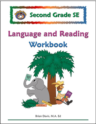 Second Grade SE Language and Reading Workbook - McRuffy Press