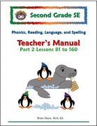 Second Grade SE Phonics and Reading Teacher's Manual Part 2 - McRuffy Press