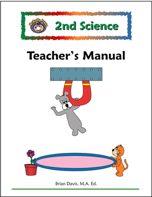 Second Grade Science Teacher's Manual - McRuffy Press