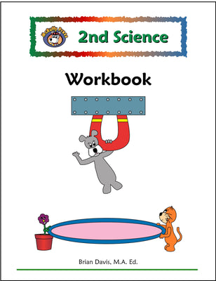 Second Grade Science Workbook - McRuffy Press