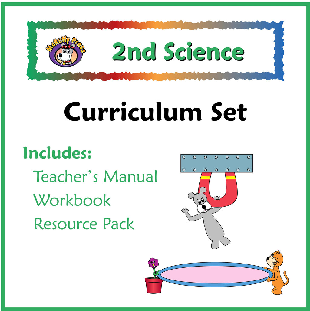 Second Grade Science Curriculum - McRuffy Press