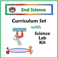 Second Grade Science Curriculum and Lab Kit - McRuffy Press