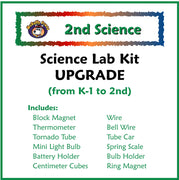 Second Science Lab Upgrade from K-1 to 2 - McRuffy Press