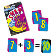 Snap It UP! Math Addition and Subtraction Game - McRuffy Press