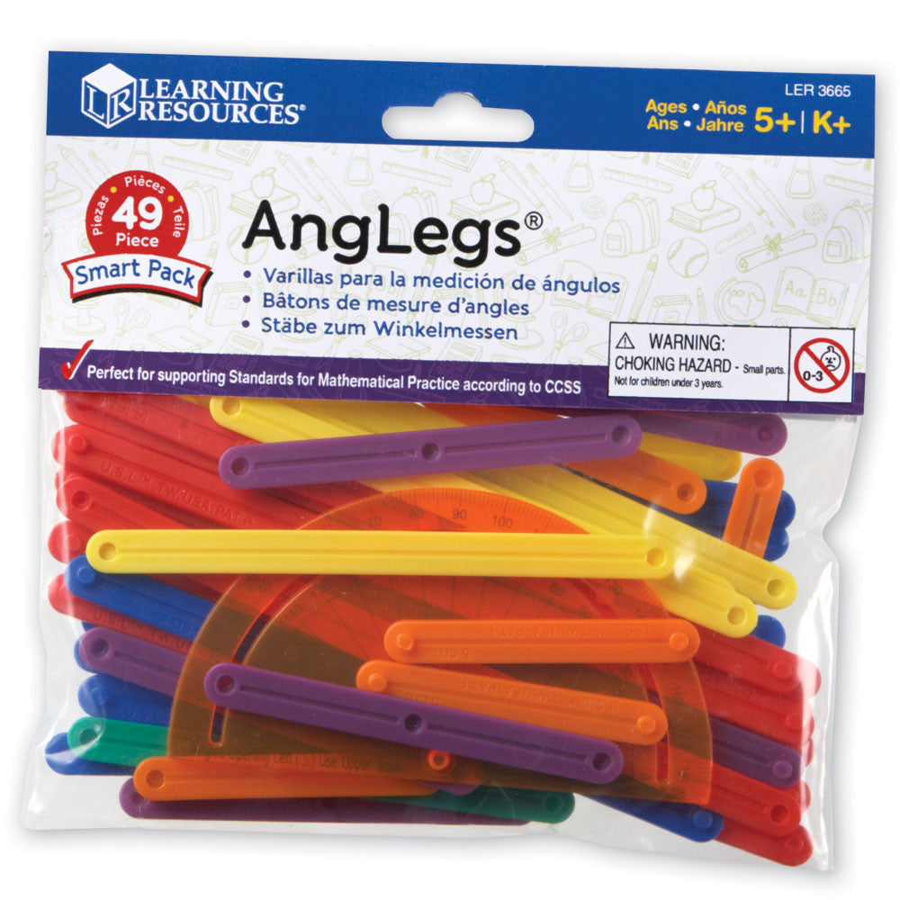 Anglegs Smart Pack - McRuffy Press