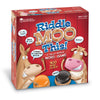Riddle Moo This™ Silly Riddle Word Game - McRuffy Press