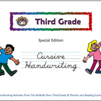 Third Grade SE Handwriting Cursive - McRuffy Press