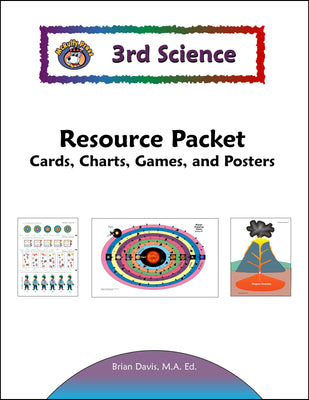 Third Grade Science Resource Pack - McRuffy Press