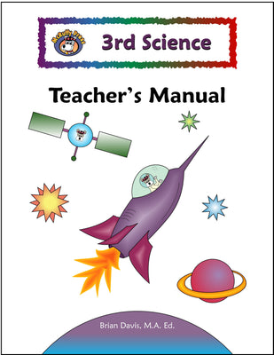 Third Grade Science Teacher's Manual - McRuffy Press