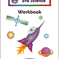 Third Grade Science Workbook - McRuffy Press