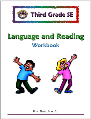 Third Grade Language and Reading Workbook - McRuffy Press