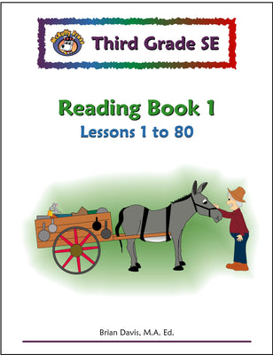 Third Grade Reading Book 1 (Christian Version) - McRuffy Press